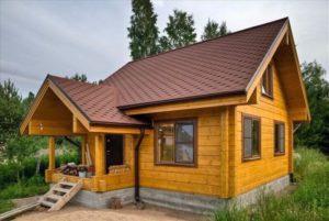 Строительство деревянных бань в Калуге