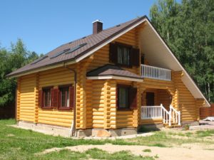 Строительство деревянных домов под ключ в Калуге
