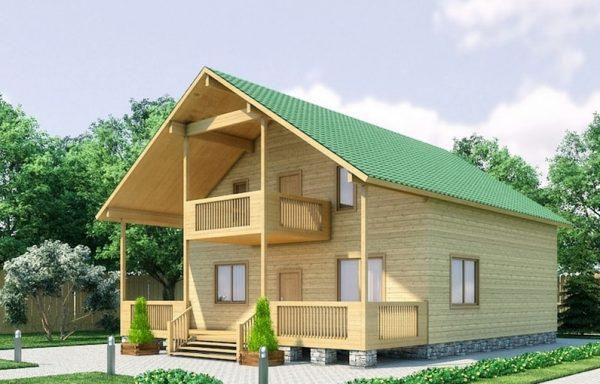 Дом-156 9 × 10,5