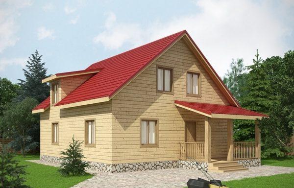 Дом-155 8 × 11