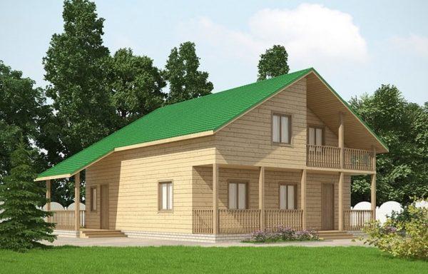 Дом-159 9 × 10,5