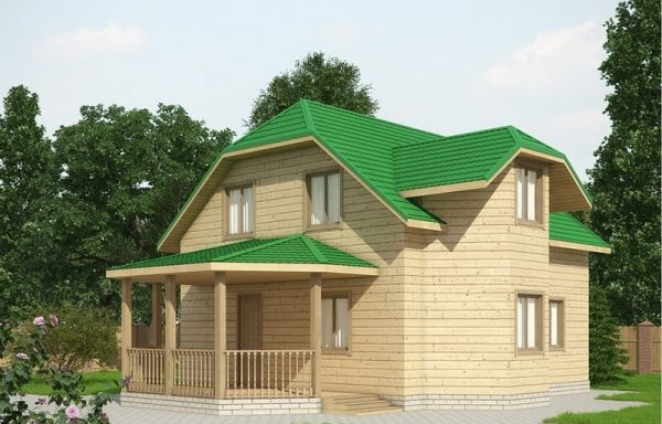 Дом-144 8,5 × 10,5