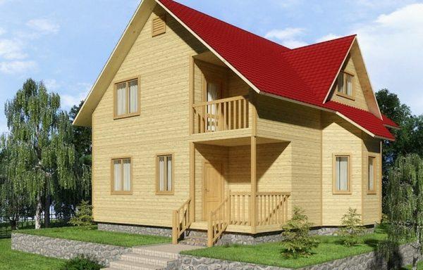 Дом-153 9 × 9