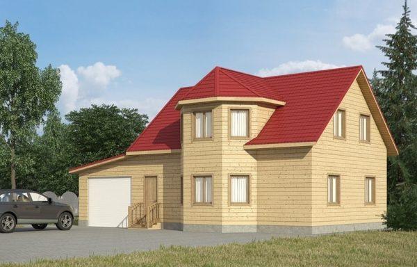 Дом-158 8 × 13