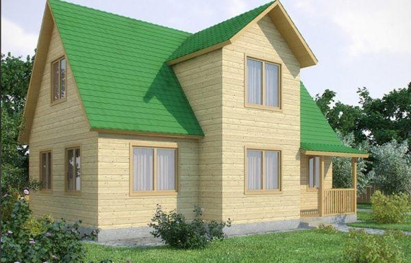 Дом-137 7 × 9