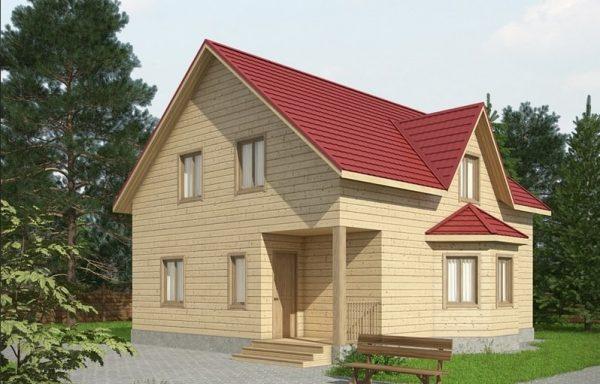 Дом-154 9 × 9