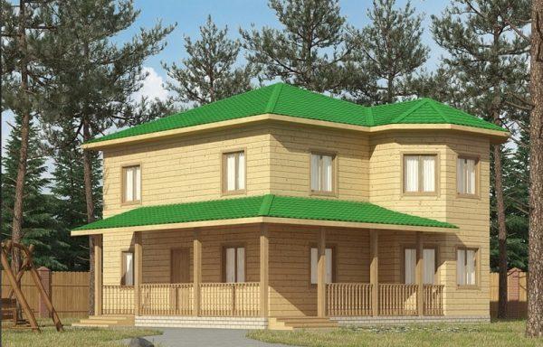Дом-157 10 × 10