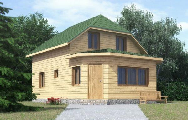 Дом-127 7 × 9