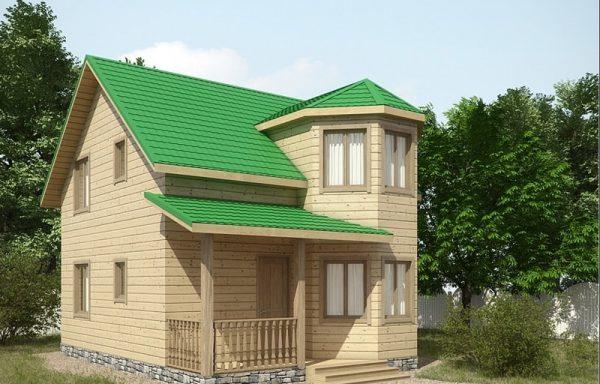 Дом-113 6 × 7,5